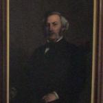 Dr. Sanders Framed Portrait